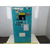 "Hoffman 48"" x 24"" x 10"" NEMA Type 4 Electrical Enclosure W/ Extras"