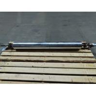 170mm OD x 1432mm Face Width Hot Oil Heated Heat Transfer Pinch Laminate Roller