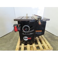 """SawStop CB 73230 10"""" 230V 7.5Hp 230V 3450RPM Professional Safety Table Saw"""