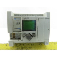 Allen Bradley 1763-L16BWA MicroLogix 1100 12 Input 6 Output I/O PLC Controller