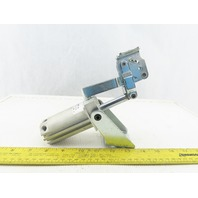 "Destaco Model 807-U 2"" Stroke Pneumatic Hold Down Clamp Cylinder Toggle Clamp"
