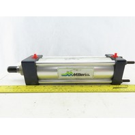 "Miller 2-3/4"" Bore 7"" Stroke Double Acting Air Cylinder"