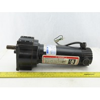 Bison 011-300-9194 Gear Motor 90VDC 1/4Hp 34:1 Ratio 53 RPM 274 In-Lbs