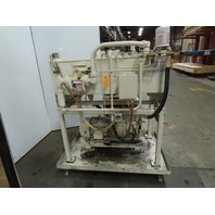 Rexroth 10Hp Hydraulic Power Unit 60 Gal PKC62N00 Pump 460V 3Ph
