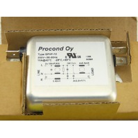 Procond Oy GFHF-10 Chassis Mount RFI Filter 250V 50/60Hz 10A