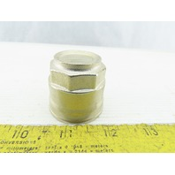 Applied Systems Infinity 25mm Brass Nickel Plated Plug