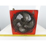 Super Vac P164SE Smoke Ejector Fan 115/220V 1Ph