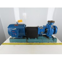 Goulds 1.5x3-8 Centrifugal End Suction Pump 15Hp 230/460V 3Ph