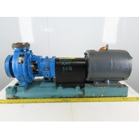 Goulds 1.5x3/7.25 Centrifugal End Suction Pump 15Hp 230/460V 3Ph