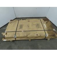 "Metalex 3/4"" #16 Flattened Carbon Steel Expanded Metal 36""x72"" Lot of 125"