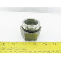 "Hydraulic Adaptor 1-1/2"" JIC x 1-1/4"" O-Ring JIC"