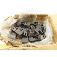 """Argco 5/8"""" Malleable Iron Drop Rod Beam Clamp Lot Of 27"""