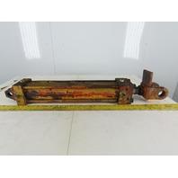 """Hydraulic Tie Rod Cylinder 3-1/2"""" Bore 18"""" Stroke"""