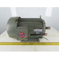 US Electrical 15Hp 3540RPM 3Ph 230/460V 254T AC Motor