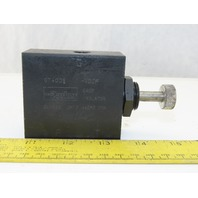 """Parker GT400S 1/4"""" Hydraulic Gage Isolator"""