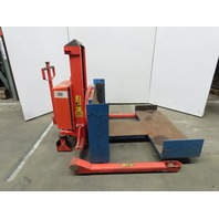Southworth 1540lb Capacity Pallet Lift & 300° Rotator 12VDC Portable Hand Truck