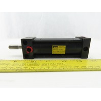 """Parker Series S Pneumatic Cylinder 2"""" stroke 1-1/4"""" Bore 200PSI"""