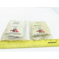 Hydro-Line SKN25-511-05 Piston Seal Kit Lot Of 2