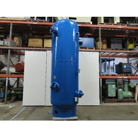 Manchester 1000 Gallon Vertical Compressed Air Receiver Storage Tank 125 PSI