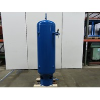 Brunner ENG 150 Gallon Vertical Compressed Air Receiver Storage Tank 150 PSI