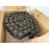 Renold 180-2RB 180-2 Strand Riveted Roller Chain 10'