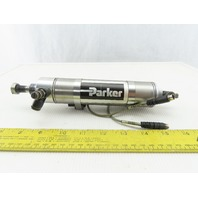 """Parker 1-9/16"""" Bore 4"""" Stroke Double Acting Pneumatic Cylinder"""