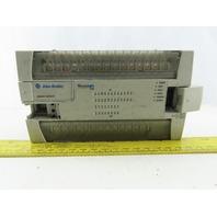 Allen Bradley 1762-L40BWA Micrologix 1200 Ser A Rev A FRN 1 PLC I/O Module 24VDC