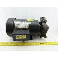 "Dayton C6T34FC89A 2Hp 3450RPM 208-230/460V 3Ph 1-1/2""x1-1/4"" Centrifugal Pump"