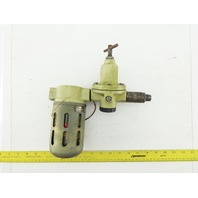 C.A.NORGREN 11-002-67 F12-400-A3PA Pressure Regulating Valve and Air Filter