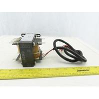 480 v 240v 50/60 Hz Primary 110 v 12v Secondary Transformer With Pigtail