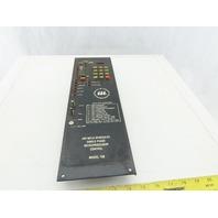 Itertron 1050-101-32 Rev E Model 108/108S8 Single Phase Microprocessor controler