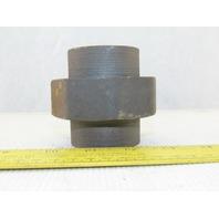 "A105N 1-11/16"" ID Socket Weld Pipe Fitting UNION"