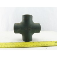 "Hackney Ladish WPB JAA 1-1/2"" Butt Weld Seamless Pipe Fitting CROSS"