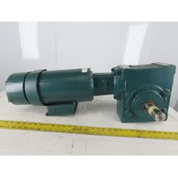 Dodge 35A20R14 20:1 Ratio 88RM 1.5Hp 230/460V 3Ph Gear Motor With Brake