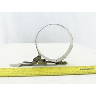 """Clampco 93610-0412 4"""" Lever Action Hose Clamp"""