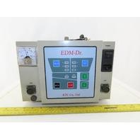 KTC EDM-Dr. Broken Tap Remover Controller Operator interface