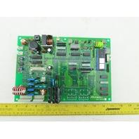 Atomic MC-823D Operator Interface Control Board PCB