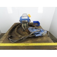 Nitto HPD-05 Portable Hydraulic Pump W/C-Frame Punch