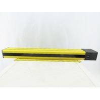 Sick AGSE750-1211 24VDC 110/220VAC 738mm x 6m Safety Light Curtain