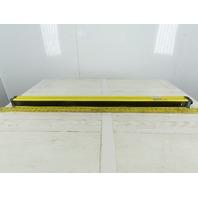 Sick MSLS05-1222 24V 903mm x 220mm Range Safety Light Curtain