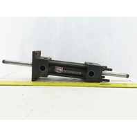 """Hydro-Line Double Ended Hydraulic Cylinder 1-1/2"""" Bore X 4"""" Stroke"""