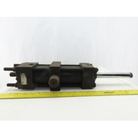 """Hydro-Line Double Ended Hydraulic Tie Rod Cylinder 2-1/2"""" Bore 6"""" Stroke"""