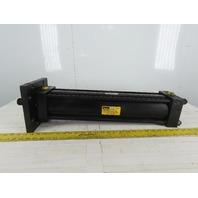"Parker 04.00-CJB2HKTS14AC 18.000 Hydraulic Tie Rod Cylinder 4"" Bore 18"" Stroke"