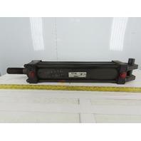 "Eaton Hydraulic Tie Rod Cylinder 4"" Bore 18"" Stroke 3000PSI"