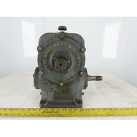 Foote Bros 3-1/2HG 9.25:1 Ratio 162RPM 5.8Hp Right Angle Gear Reducer