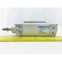 Festo DZH-32-50-PPV-A Pneumatic Air Flat Cylinder 32mm Bore 50mm Stroke