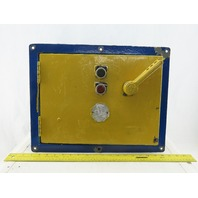 Allen Bradley Y-31882 440V 3Hp 3Ph 60Hz 110V Control Starter Ass'y Parts/Repair