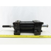 """Hydro-Line Hydraulic Cylinder 3-1/4"""" Bore 4"""" Stroke Double Acting"""