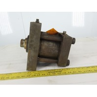 """Hydraulic Tie Rod Cylinder 5"""" Bore 2"""" Stroke Double Acting"""