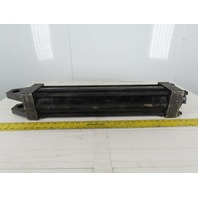"""Hydraulic Tie Rod Cylinder 4"""" Bore 20"""" Stroke Double Acting Clevis End"""